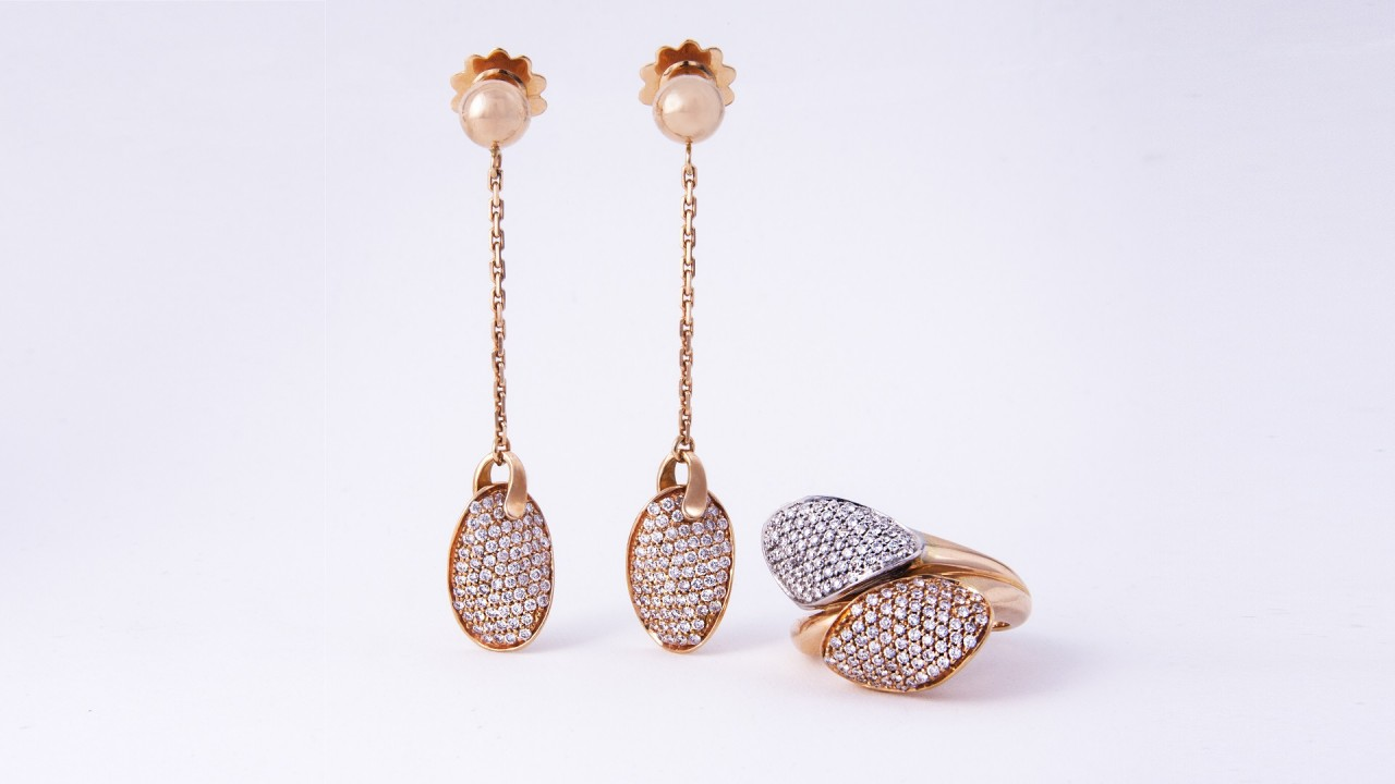 Earring set, 5D Mark 2